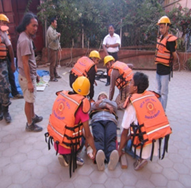 Basic Search and Rescue Training